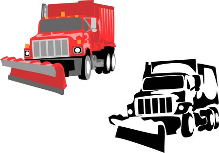 139 snow plowing cliparts stock vector and royalty free snow rh 123rf com snow removal clip art snow plow clip art free
