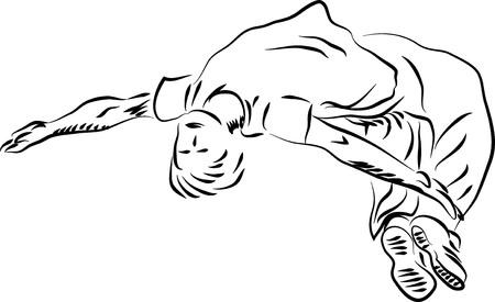 leapfrog: parkour - flip