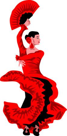 플라멩고 댄서