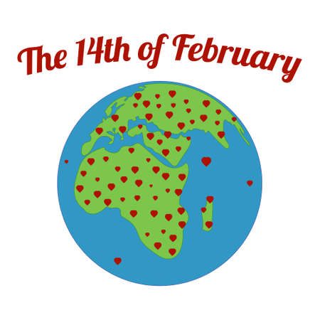 planet earth is full of love not only for valentines day love cards around the world
