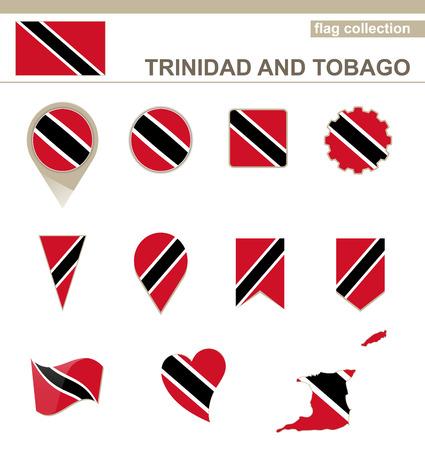 tobago: Trinidad and Tobago Flag Collection, 12 versions