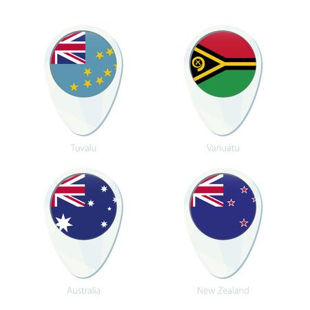 bandera de nueva zelanda: perro
