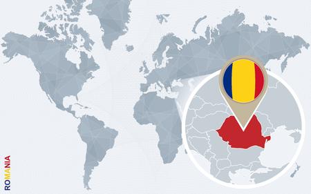 Romanian Cities Map
