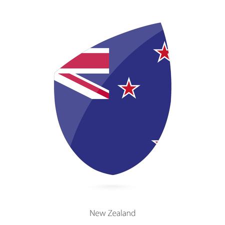 bandera de nueva zelanda: Bandera de Nueva Zelanda. Ilustración del vector. Vectores