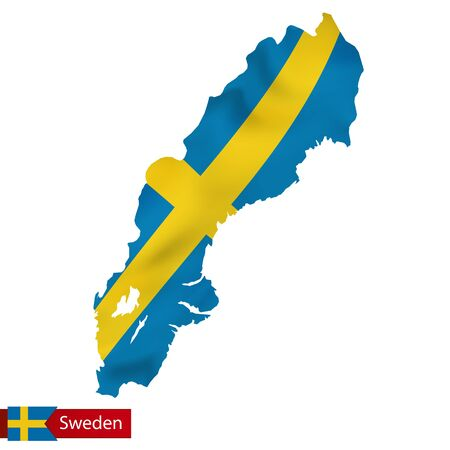 Nordic Map Stock Vector Illustration And Royalty Free Nordic - Sweden map clipart