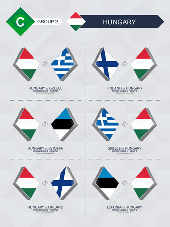 All games of Hungary in football nations league.