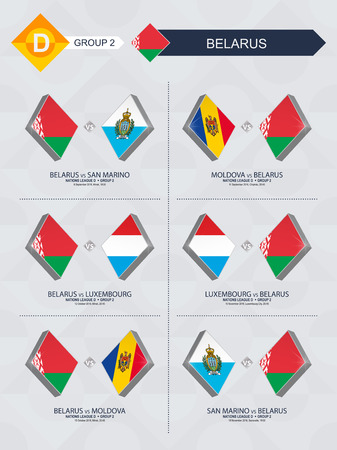 All games of Belarus in football nations league.