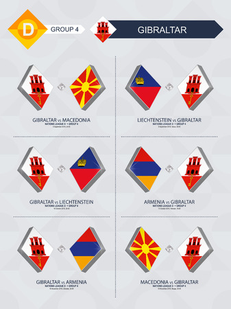 All games of Macedonia in football nations league.
