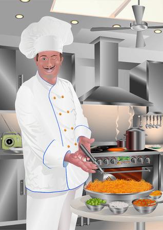 d offer: The Illustration Chef