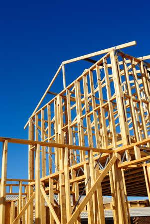 Novo enquadramento casa constru Imagens
