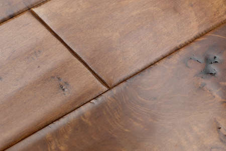 wooden deck: Wood plank brown texture background close up