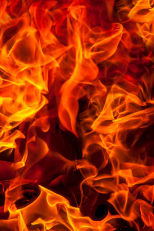 abstract fire: Abstract background fire flame vertical image