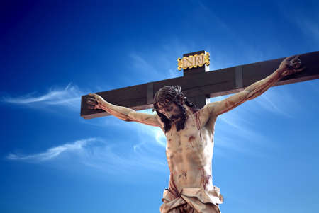 atonement: Jesus suffering and redemptive death by crucifixion are the central aspects of Christian theology concerning the doctrines of salvation and atonement