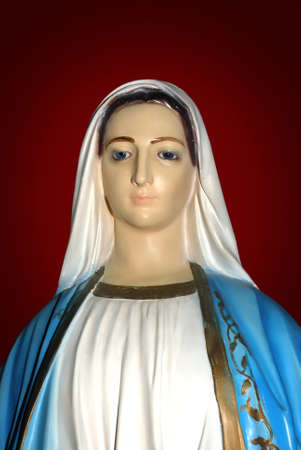 vierge marie: Marie, la M�re de J�sus a �t� choisi par Dieu pour donner naissance au Sauveur du monde Banque d'images