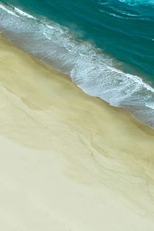 aerial view: Aerial view of tropical beach high angle view travel or summer concept