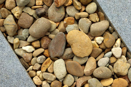 combinations: Combinations of Paving and Rocks modern landscape design