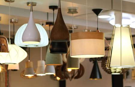 Decorative Modern Ceiling lamps interior decoration 版權商用圖片 - 71559375