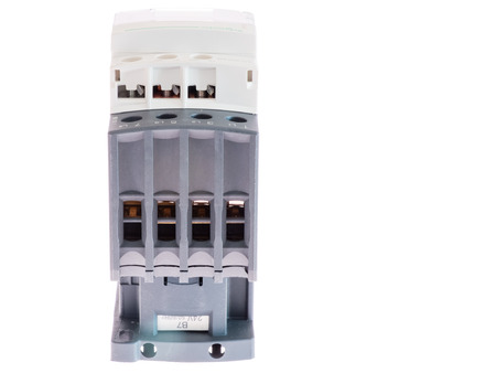 ampere: contactor for din rail 100 ampere with protection