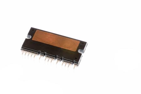 microelectronics: Microelectronics component various packages Microelectronics component