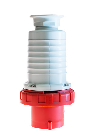 ampere: industrial socket 32 ampere with protection cup