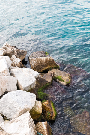 rocks of the port rocks of the port