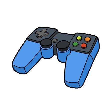 joypad: This is the illustration of a Gamepad