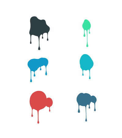 splodge: This is a set of fluid strains