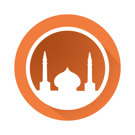 arabic architecture: This is an illustration of arabic architecture symbol