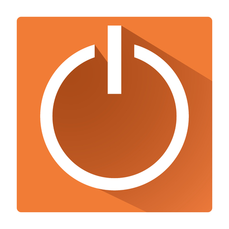This is an illustration of Power switch symbol