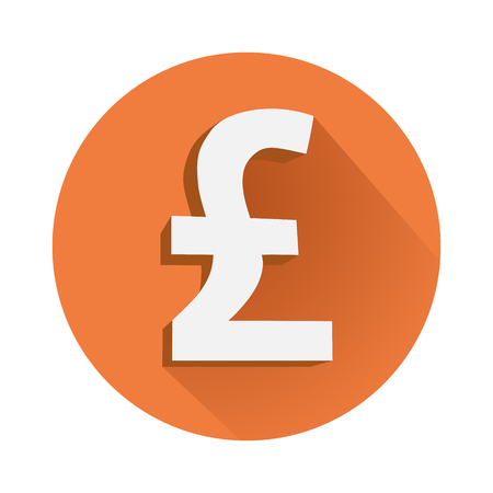This is an illustration of Pound symbol