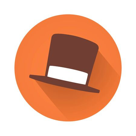This is an illustration of a hat symbol