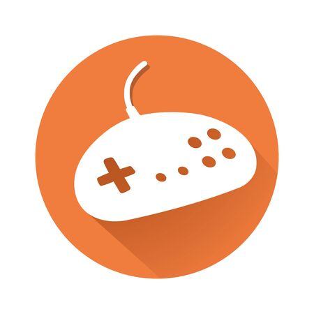 This is an illustration of Gamepad symbol