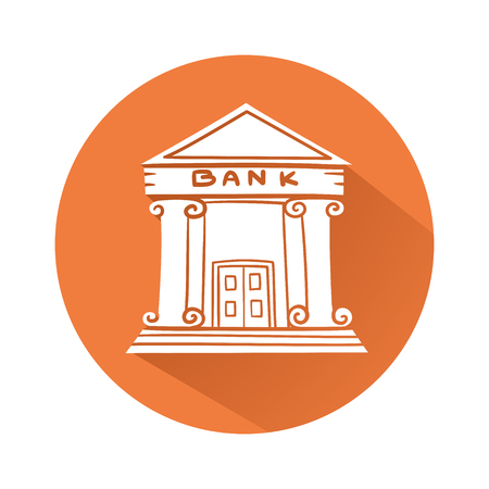 This is the illustration of bank.