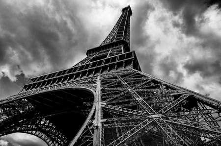 Tour eiffel Banque d'images - 91239847