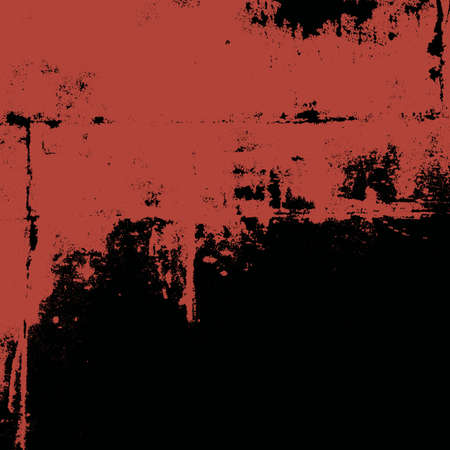 painted wall: Painted wall texture in red and black color. Grunge criminal background.