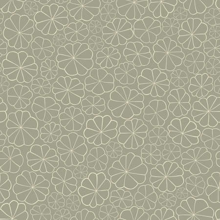 hape: Vintage abstract seamless pattern.
