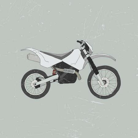 enduro: Enduro bike motocross