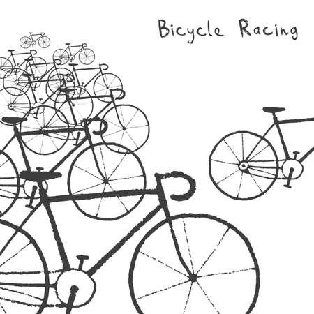 bike cover: Race bikes