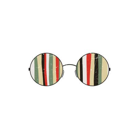 round glasses: Gafas redondas