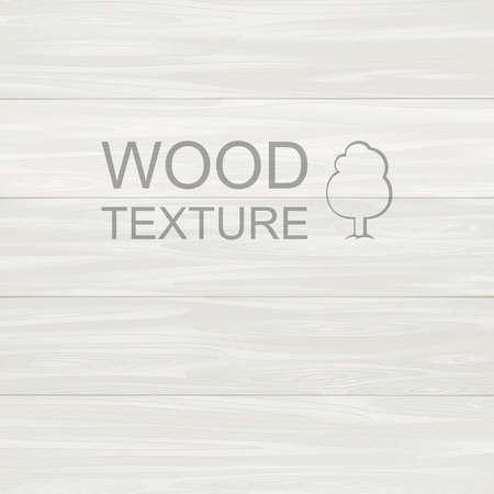 puertas de madera: textura de madera blanca Vectores