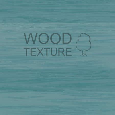 planking: Wood texture template. Painted planks Illustration