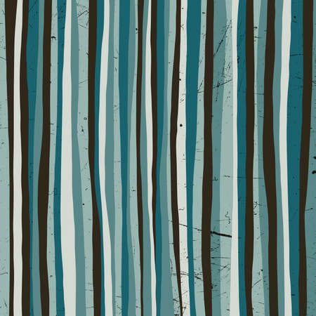 blue stripes: Blue stripes with grunge texture. Vector striped background.