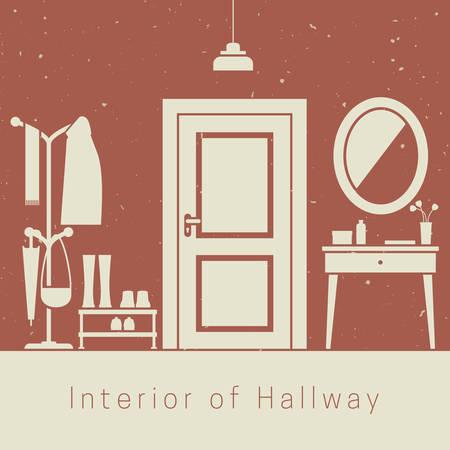 hallway: Hallway interior