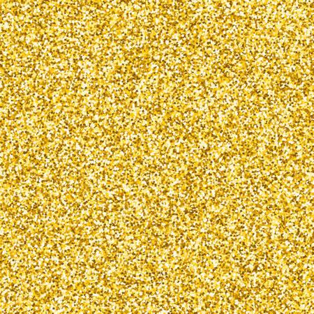 plating: Gold glitter texture