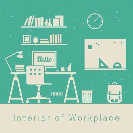 workroom: Workplace