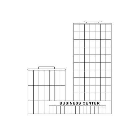 building structures: Business building