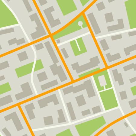 City Map pattern.