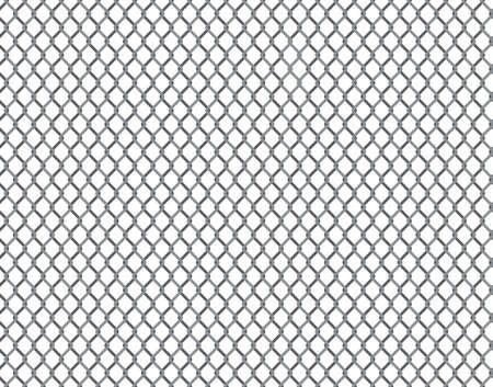 Rabitz grid seamless pattern background with metal netting Illustration