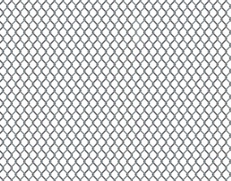 chainlink fence: Rabitz grid seamless pattern