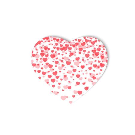 Template for Valentines Illustration